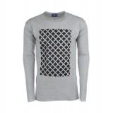 تی شرت نخی یقه گرد مردانه 63